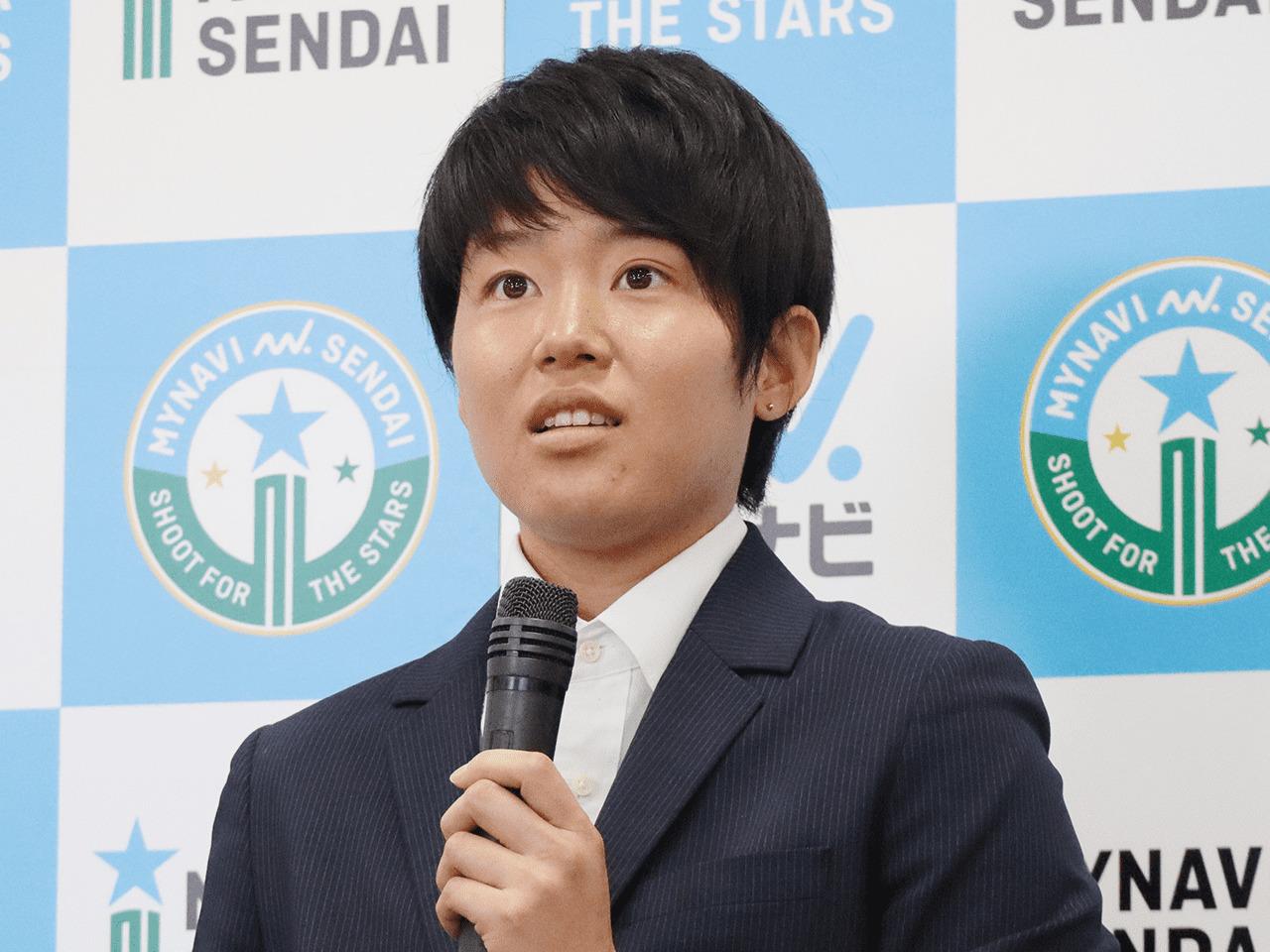 GK21 福田まい選手