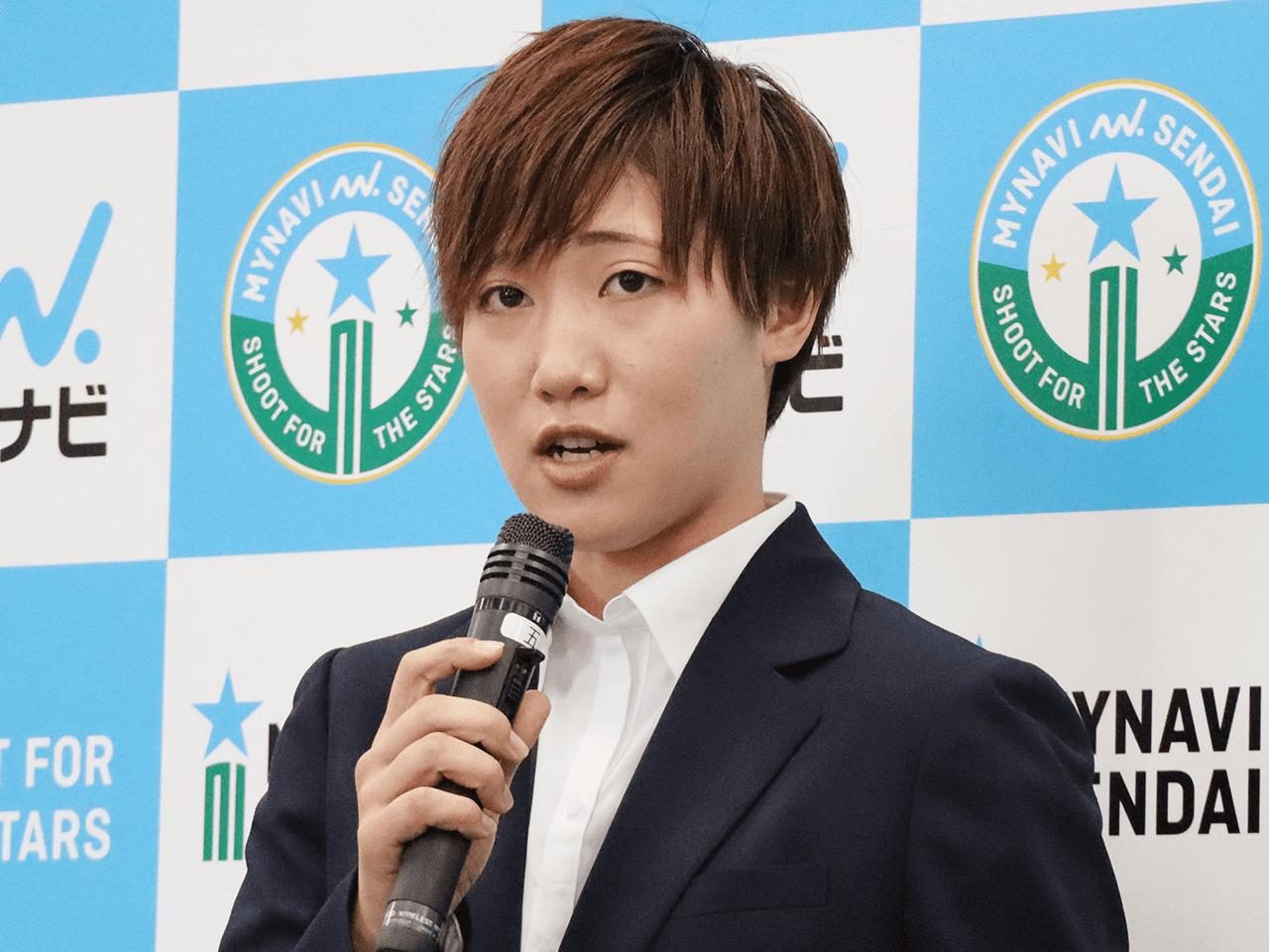DF5西澤日菜乃選手