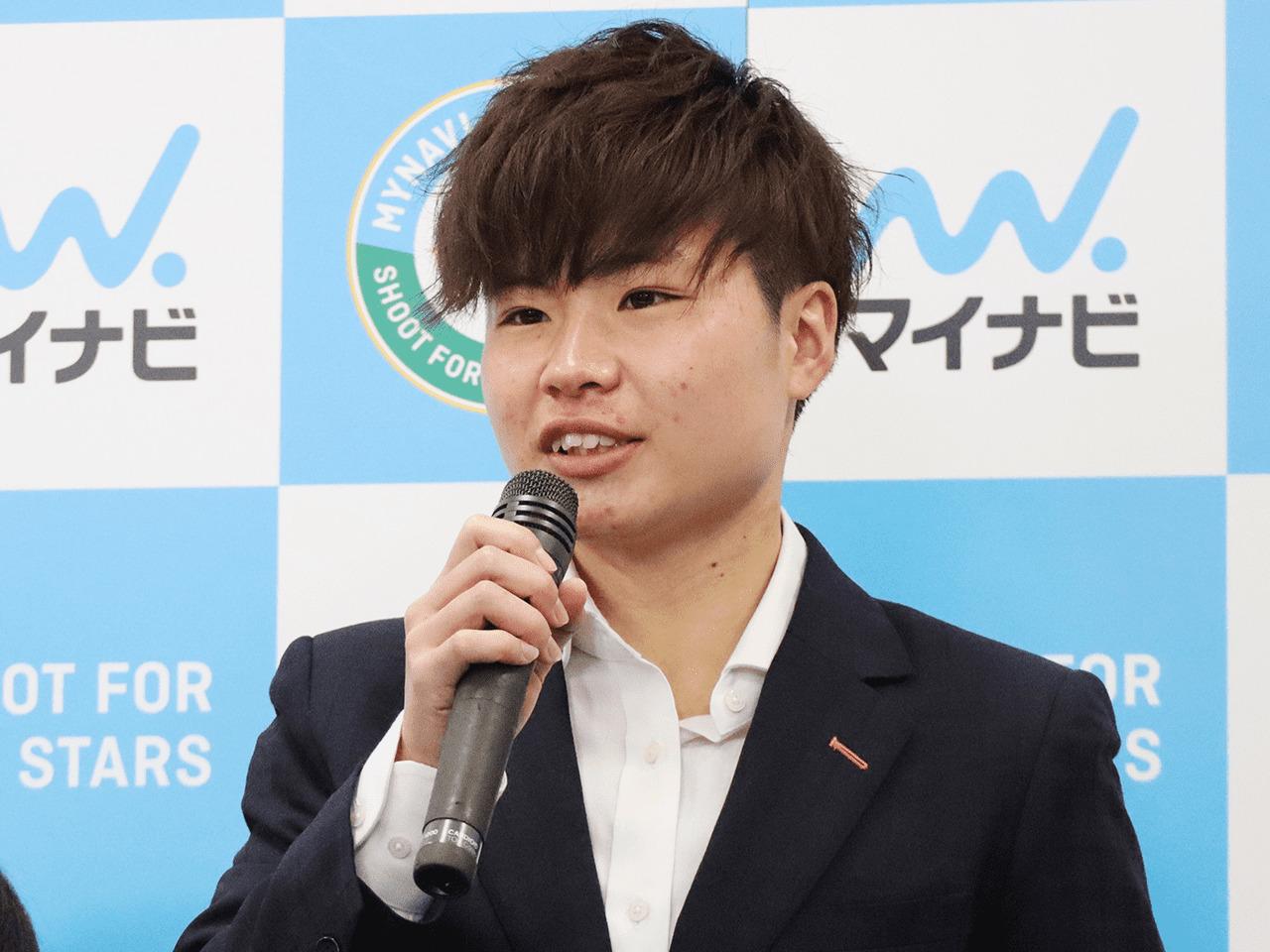 FW27 矢形海優選手