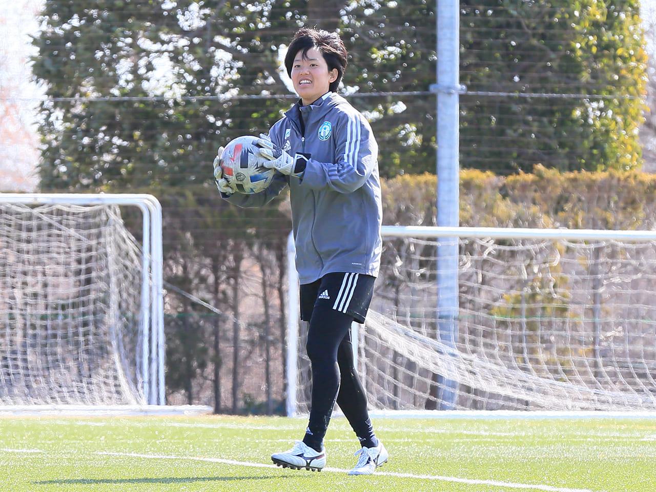 福田まい選手