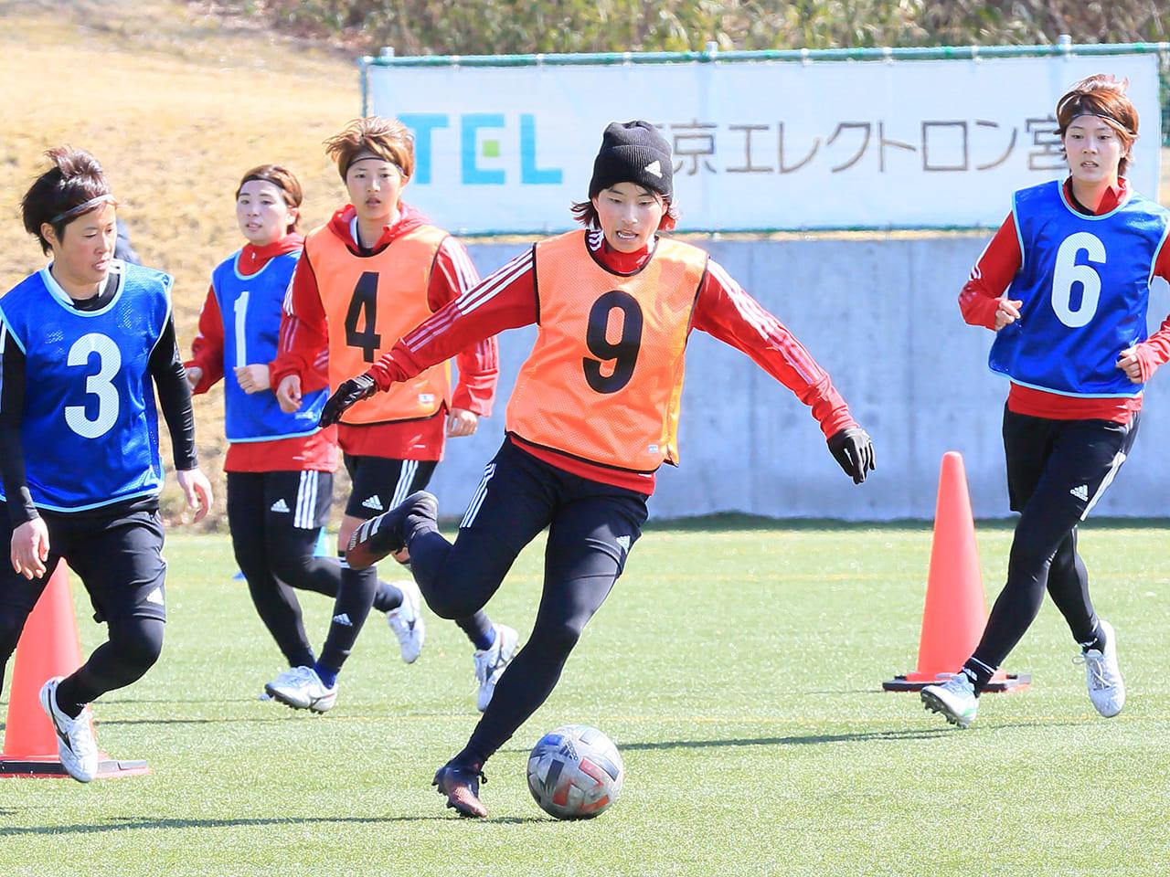福田ゆい選手