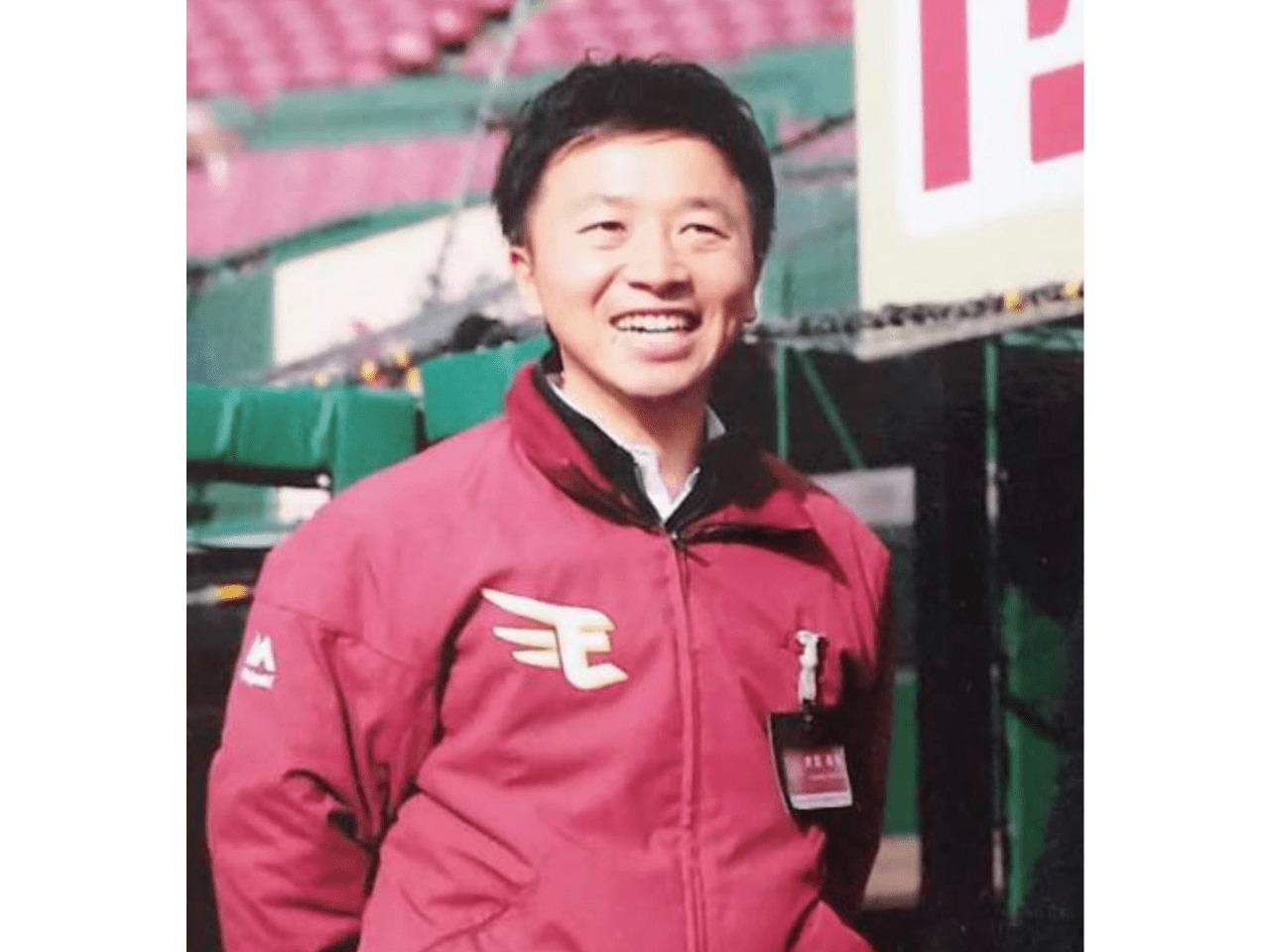 川田喜則氏