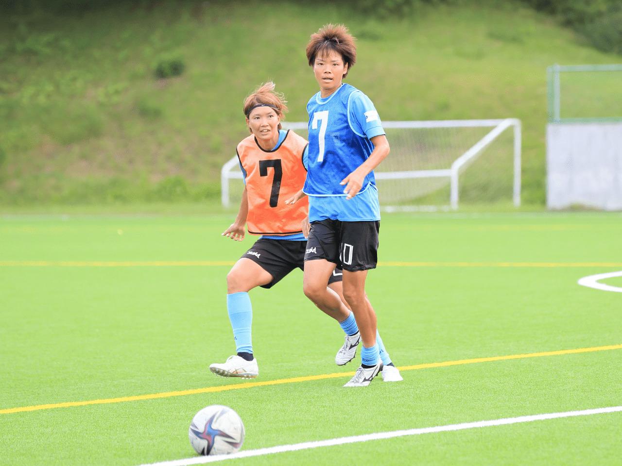 マイナビ仙台レディース 浜田遥選手